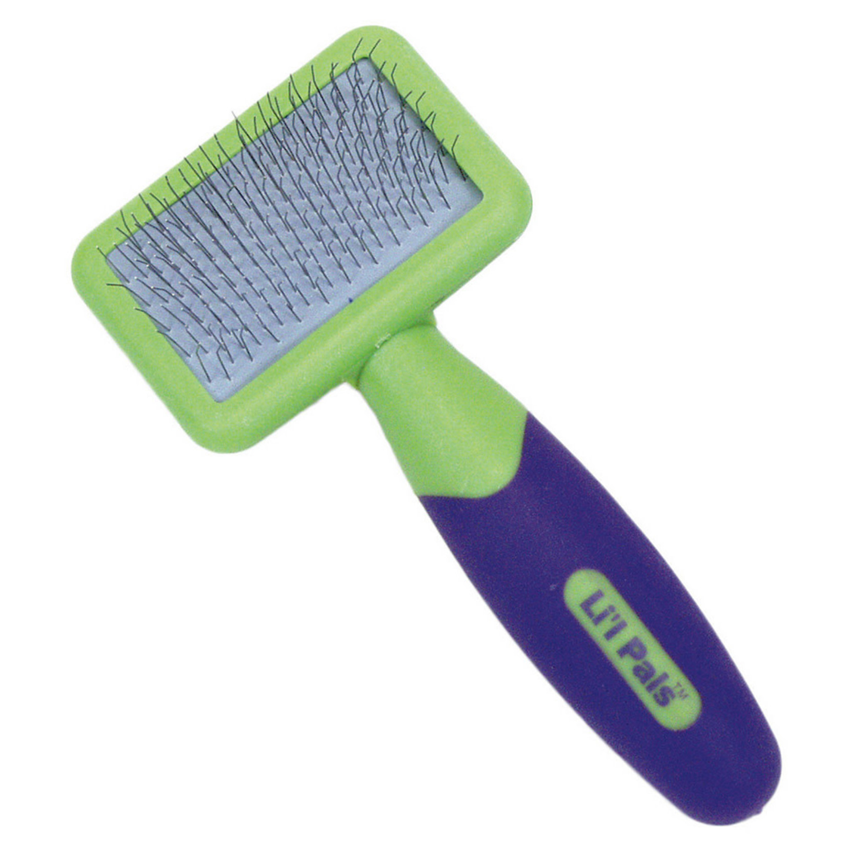 Kitten Slicker Brush coated tips