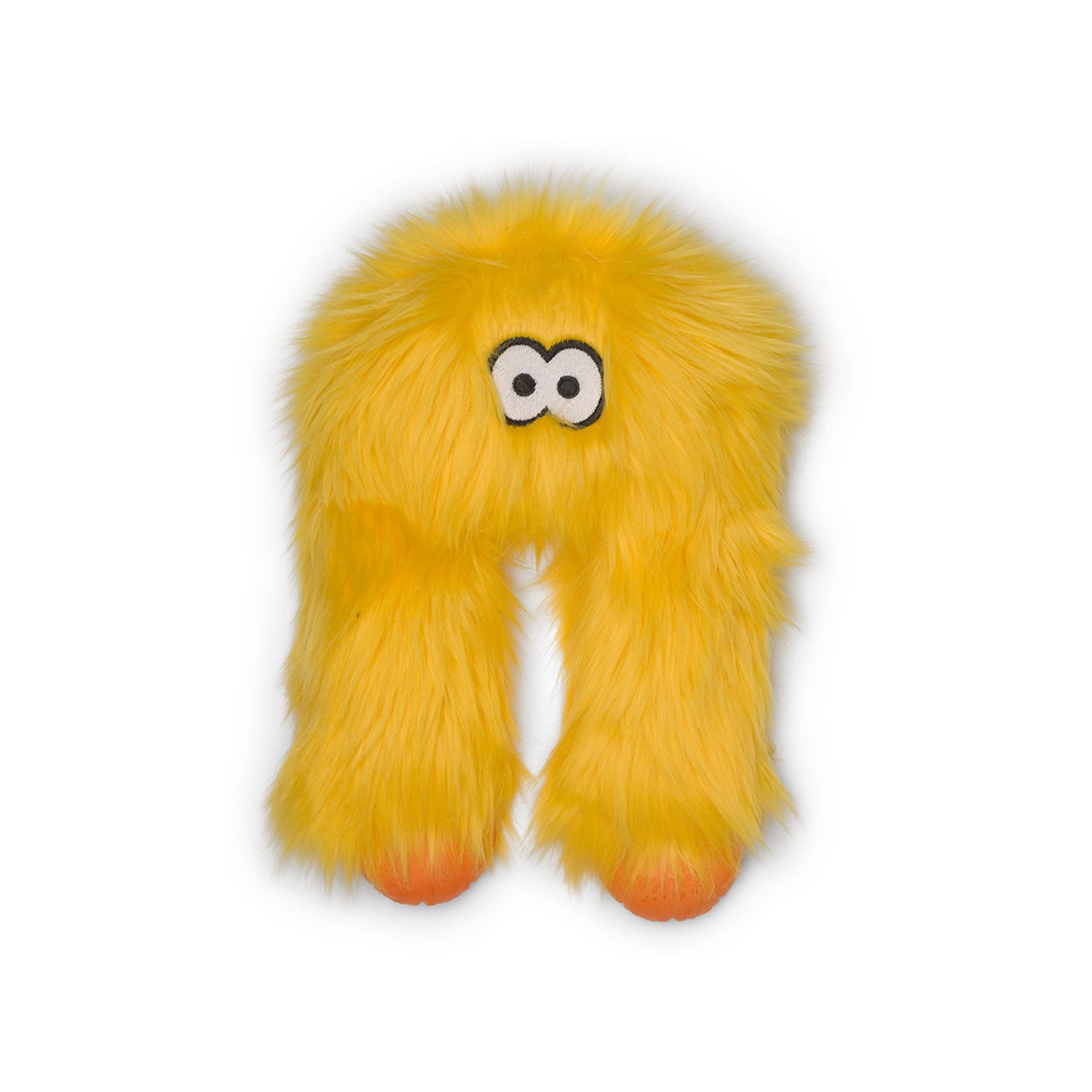 West Paw Wilson the yellow dog toy