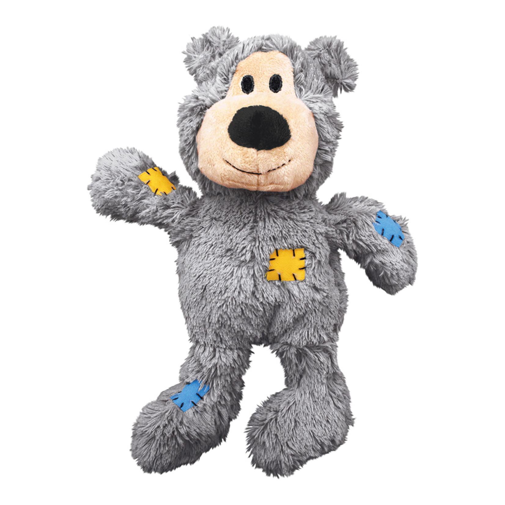 Kong Kong Knots Gray Bear