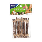 Tea time twists for small animal 12pc
