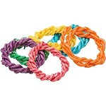 Chew rings for small animal pack of 6