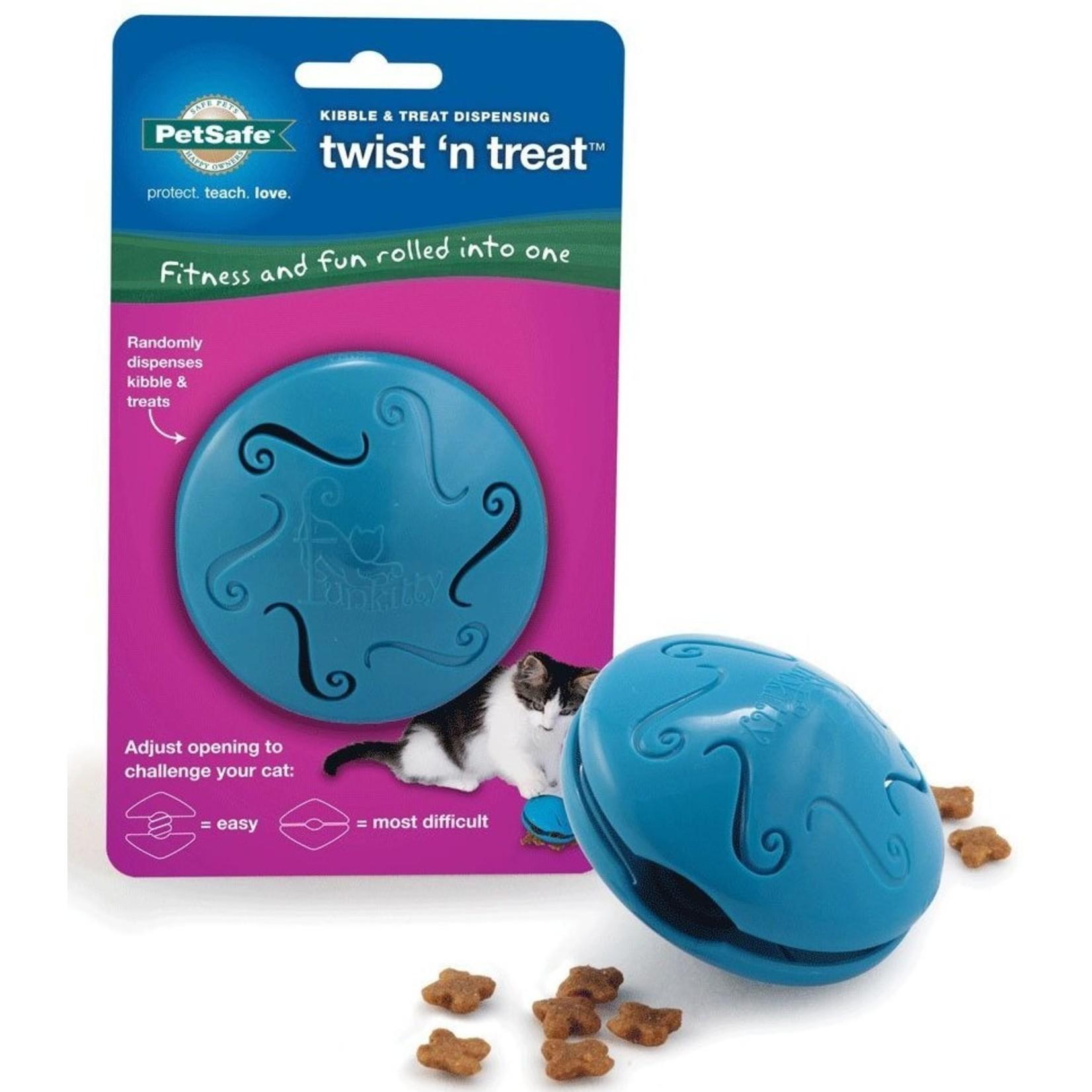 Twist 'n Fun Reward Cat Toy