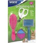 Groom kit for small animal 4pc