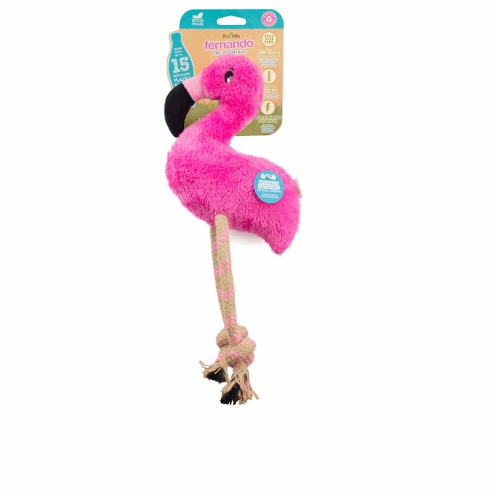Beco Pets Beco Flamingo Large Dog Toy