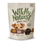 Wildly Natural Dog Treat Strips Grilled Bison 141g