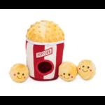 Zippy paws ZP Burrow Squeaker Popcorn Bucket