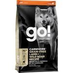 Go! Go!Dog Grain free lamb & Wild Boar
