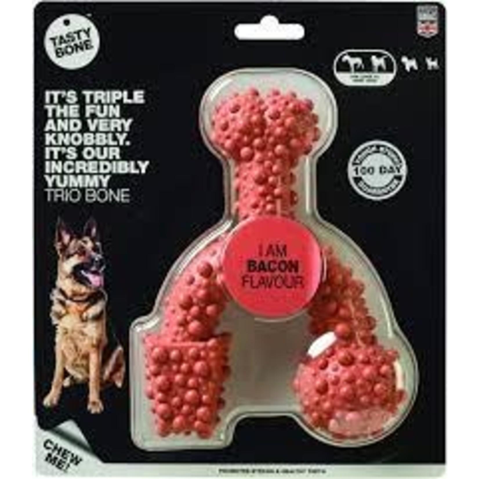 Tasty Trio Bone Bacon L