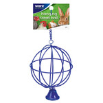 Ware Ball with bell for small animals