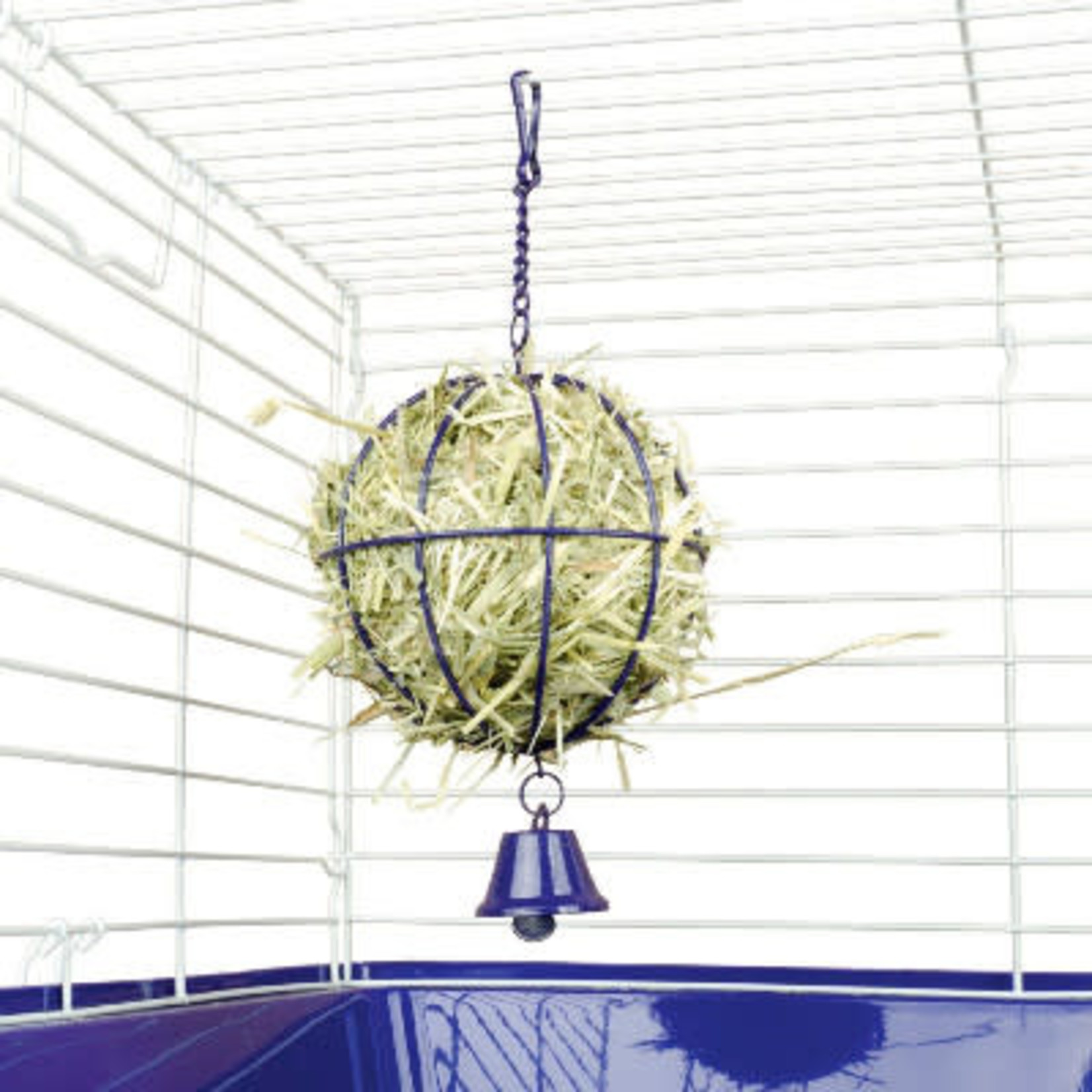 Ball with bell for small animals