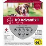 K9 Advantix IITick & Flea Protection 11KG to 25KG 4 dosage (4 month)