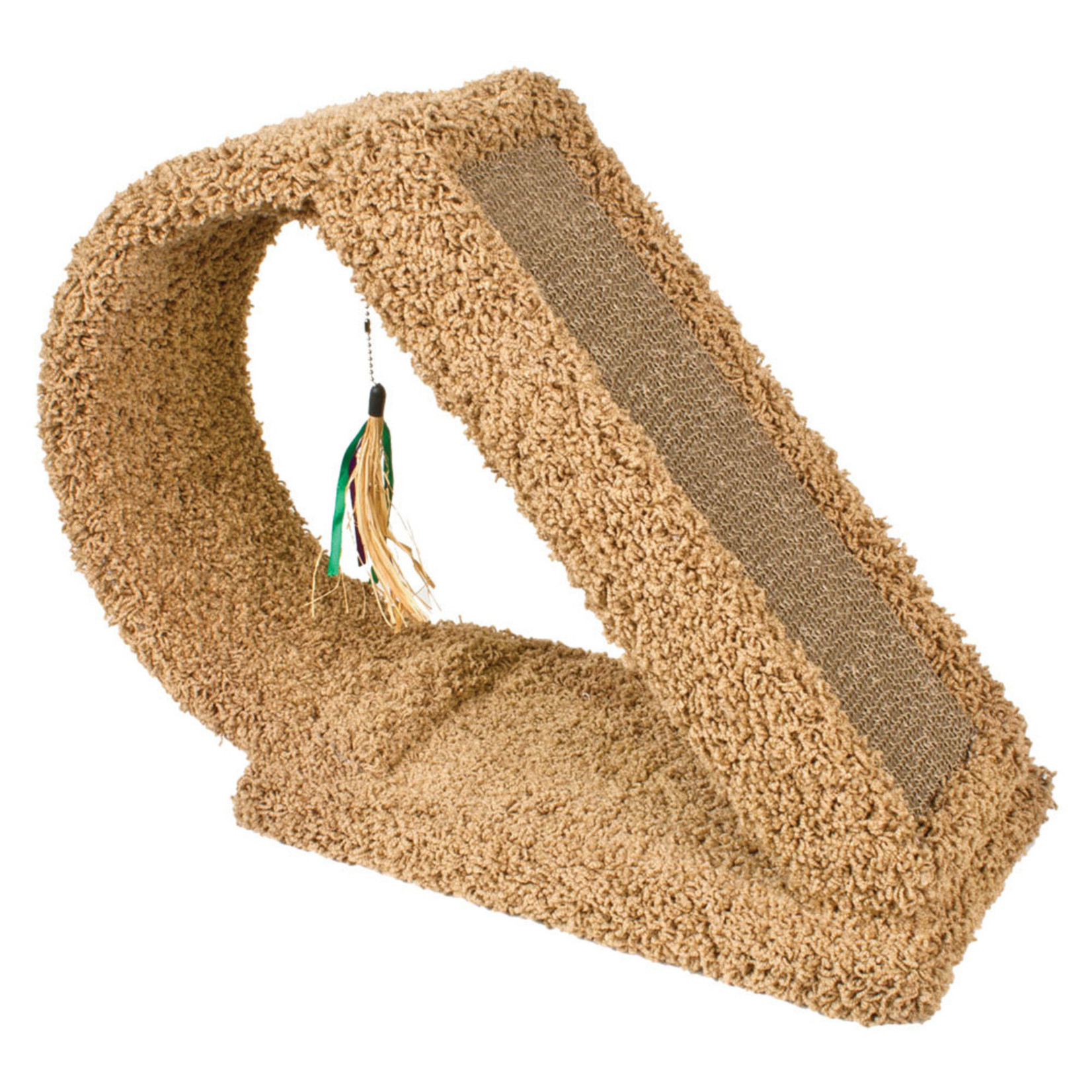 Cat scratching Tunnel + Toy
