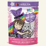 Weruva Weruva Best Feline Friends Tuna & Beef  in gravy 3 oz