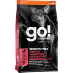 Go! Go!Dog Sensitivities LID grain free Salmon