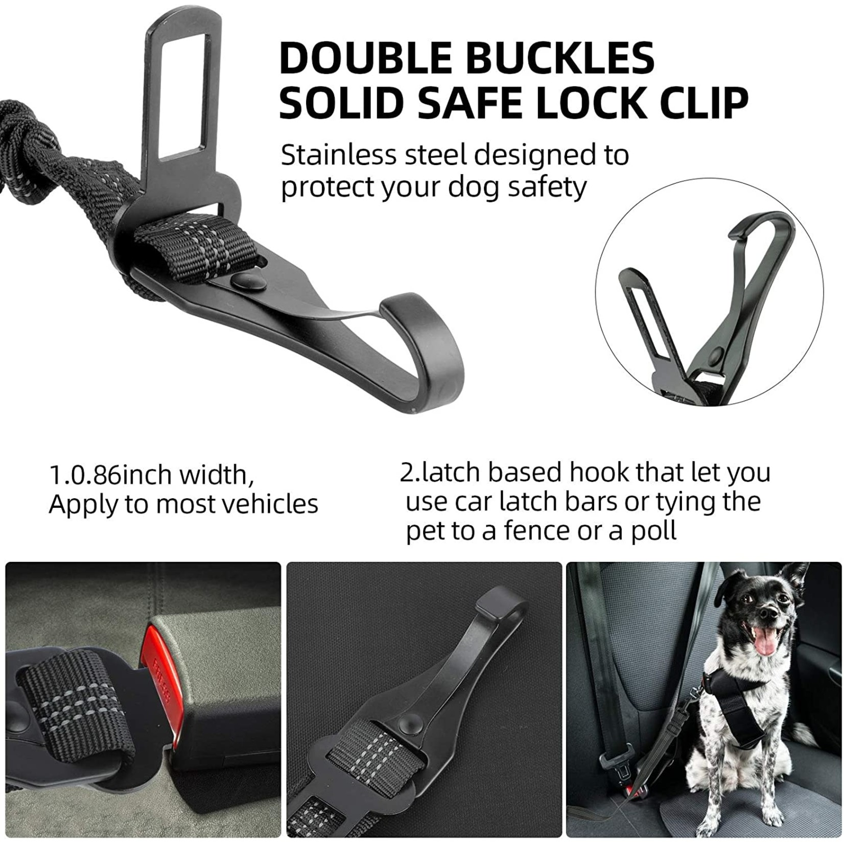 Adjustable Car Belt