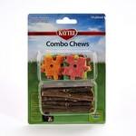 KAYTEE Kaytee Combo Chew Apple Sticks&Puzzle Piece
