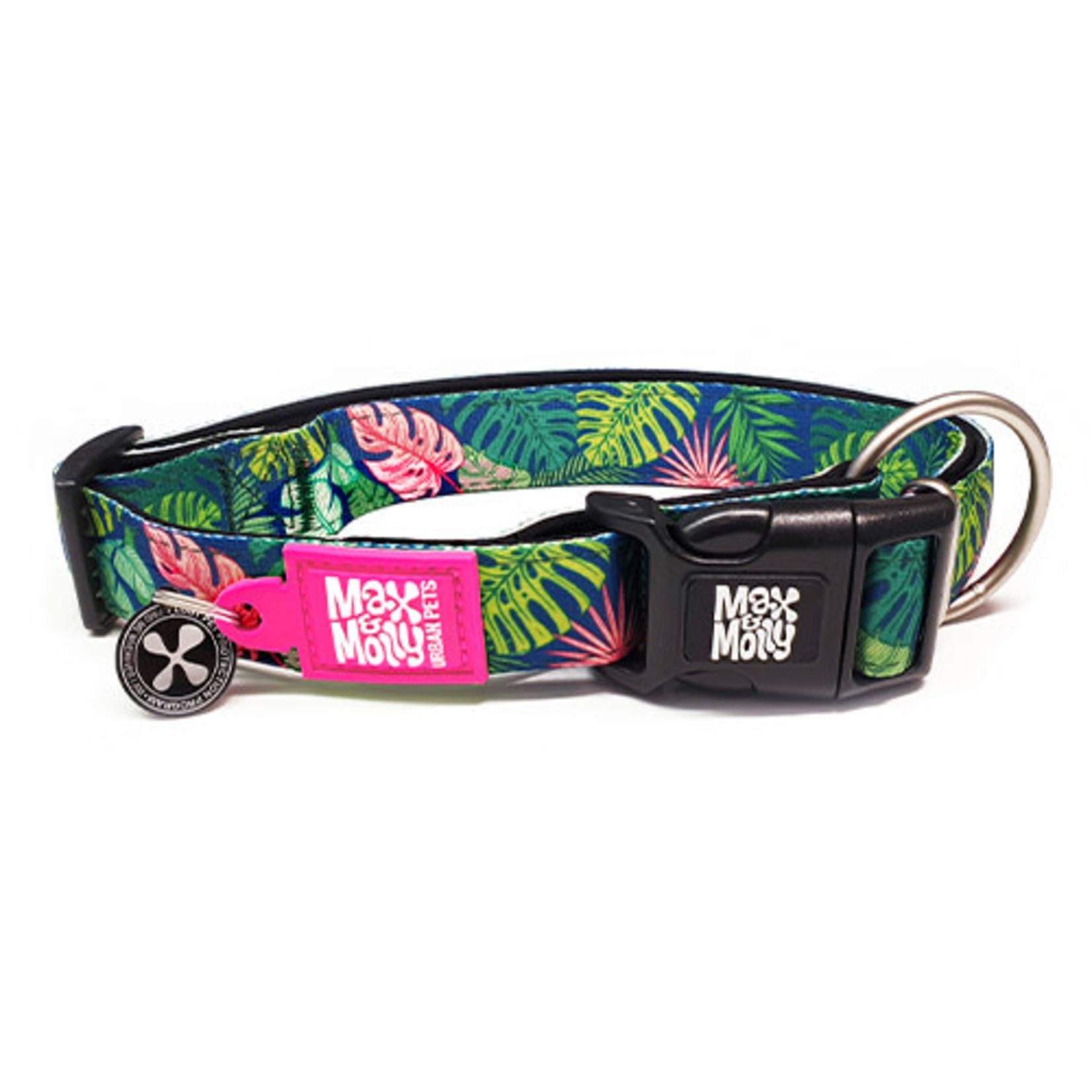Max & Molly Max & Molly Smart ID Tropical Collar