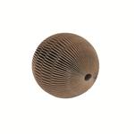 Turbo Cat Toy Corrugate Ball