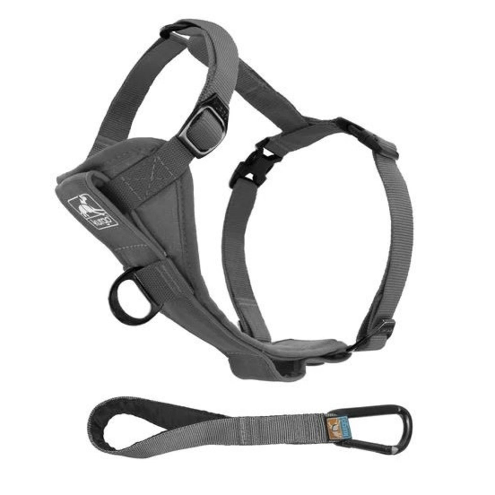 Kurgo Kurgo Harness Tru-Fit Smart Grey S