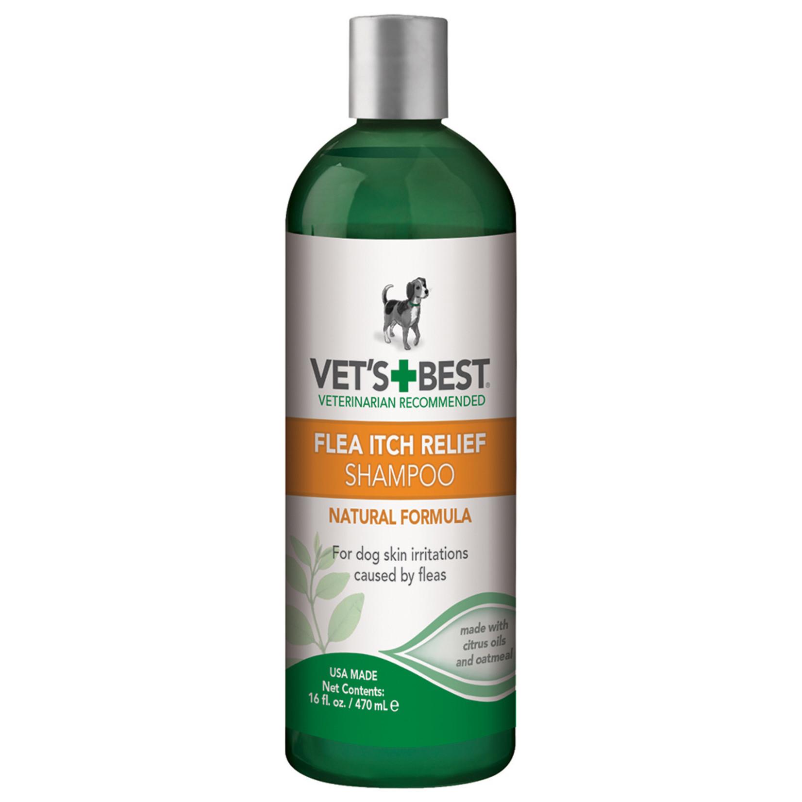 Flea Itch Relief Shampoo 16oz