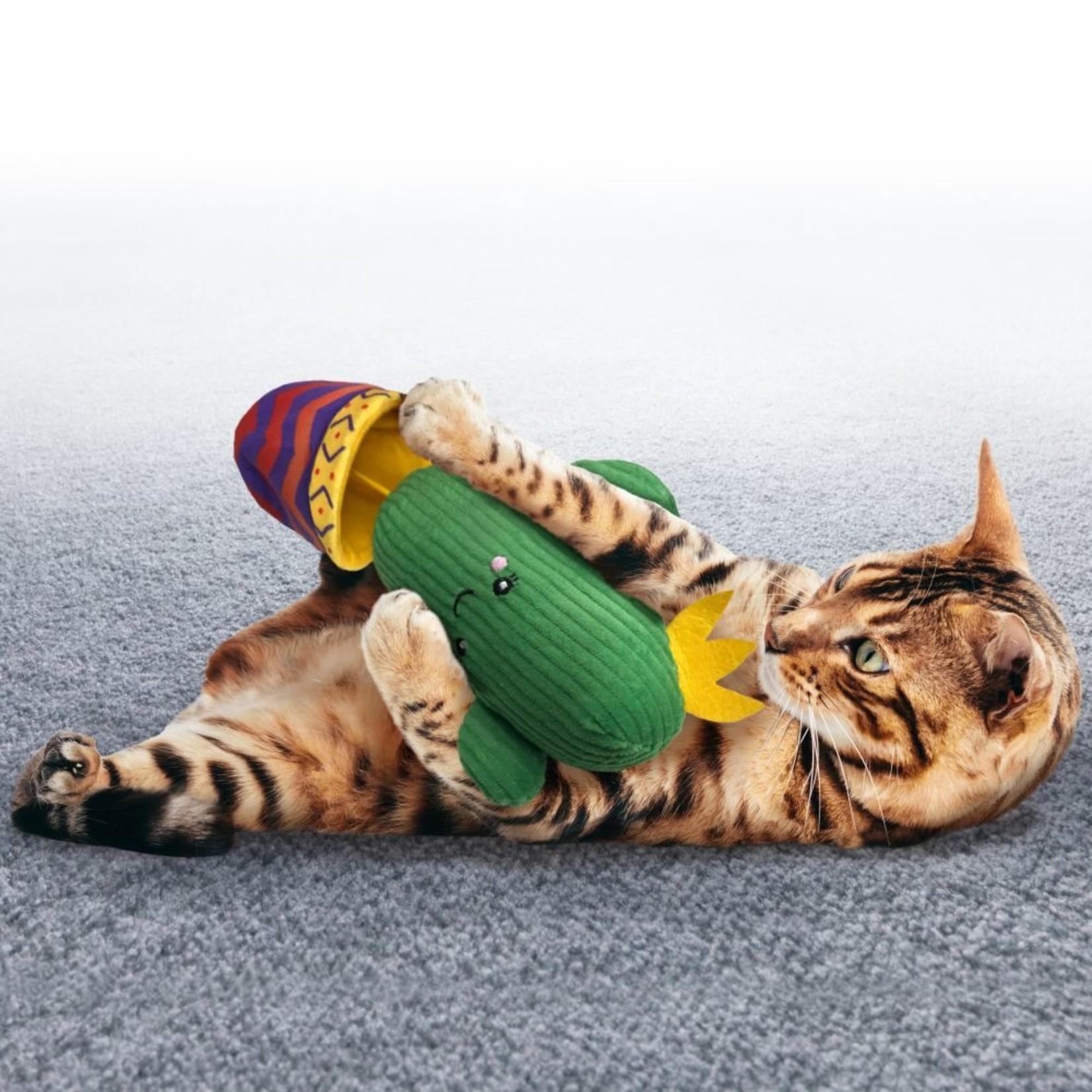 Kong Kong cactus cat toy