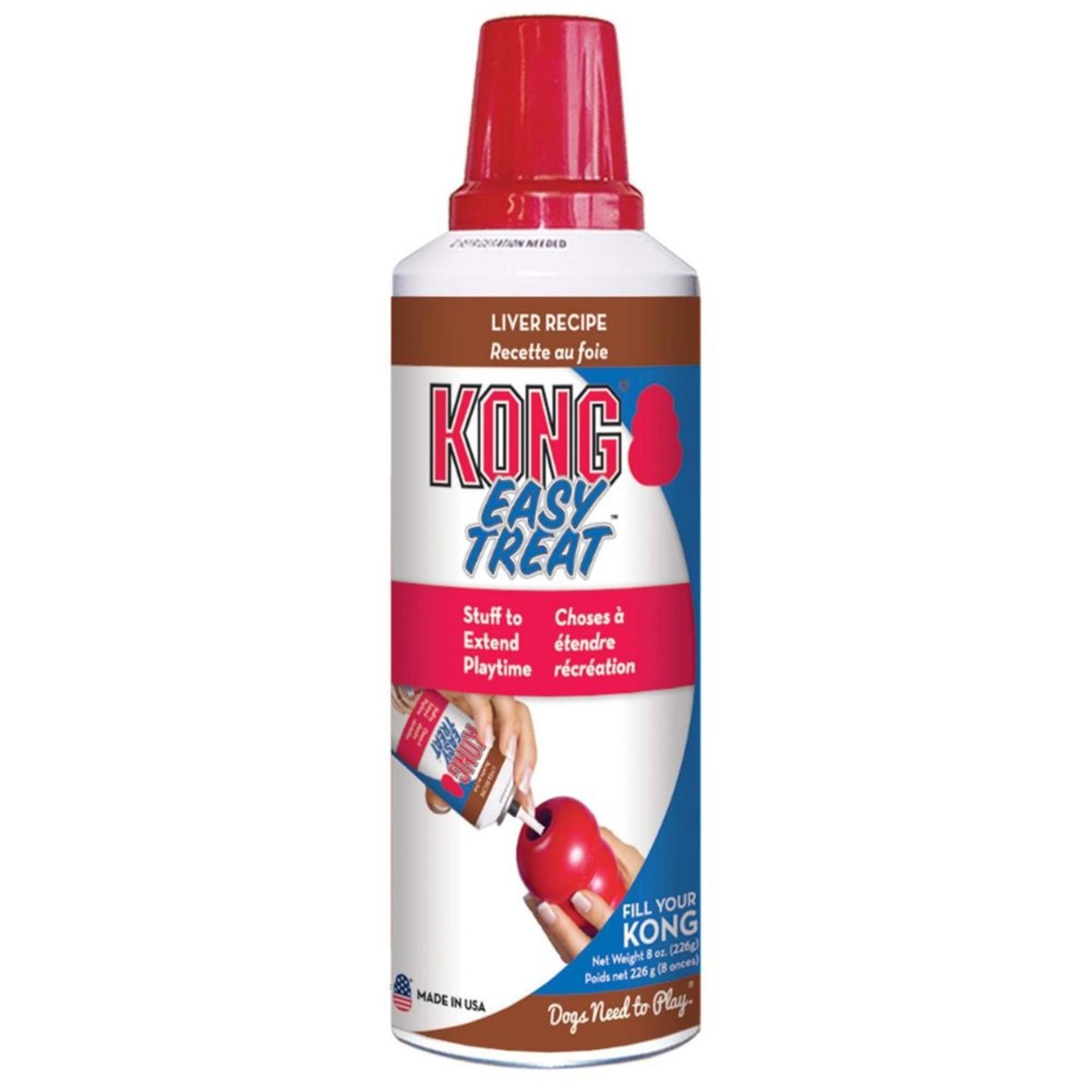 Kong Kong easy treat Liver 8 oz
