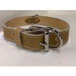 Lacets Arizona Leather Collar Tan