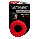 Playology Dual Layer Ring Beef Chew S