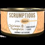 Scrumptious Scrumptious Cat Can Chicken & Pumpkin 2.8oz