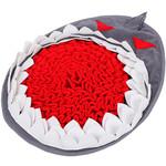 PawznDogz Fleece Shark Snuffle Mat