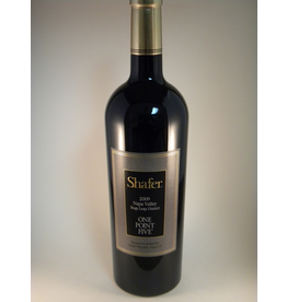 Shafer Shafer Cabernet Napa One Point Five 2017