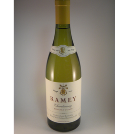 Ramey Ramey Chardonnay Fort Ross Seaview Sonoma Coast 2017