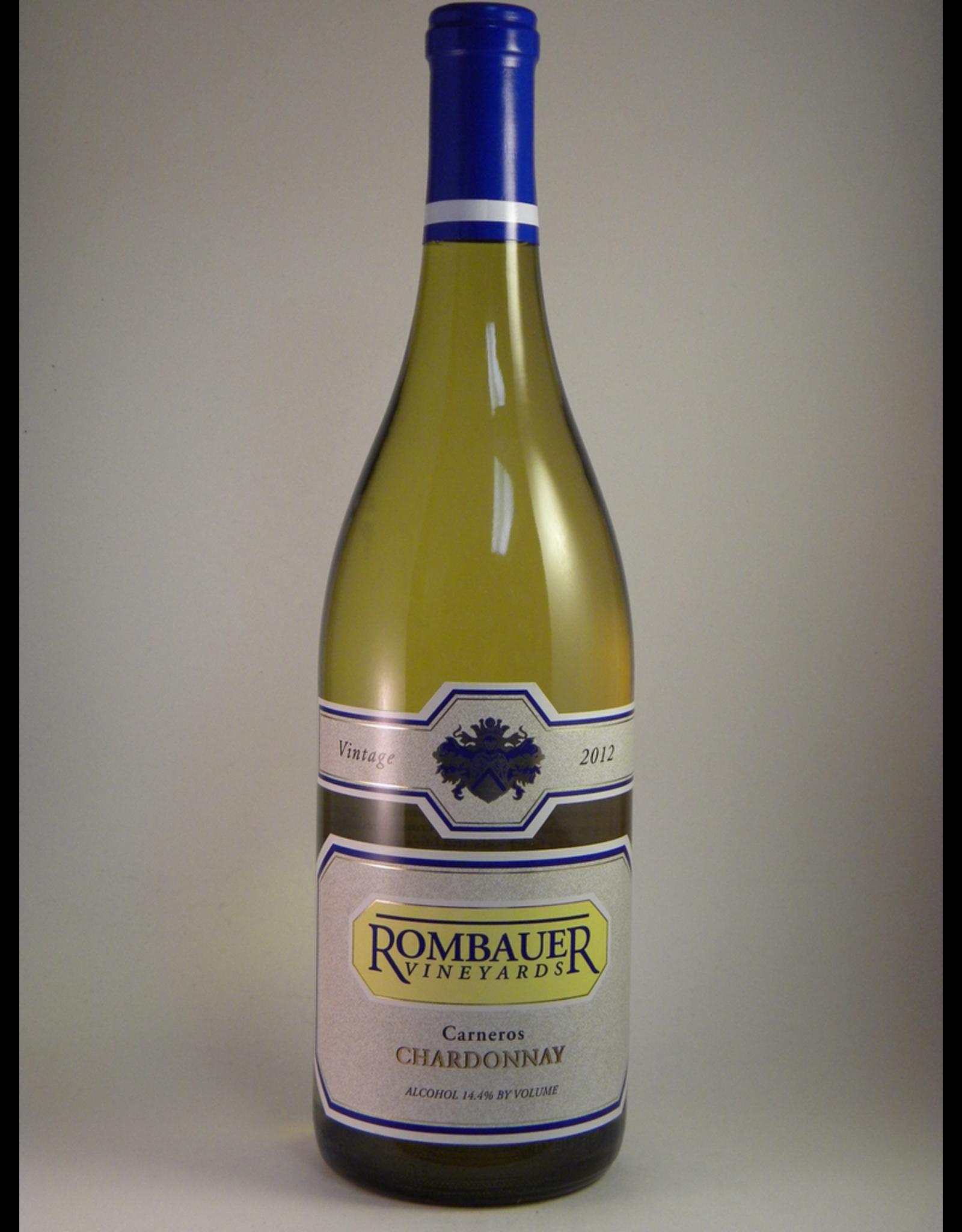 Rombauer Rombauer Chardonnay Carneros 2019