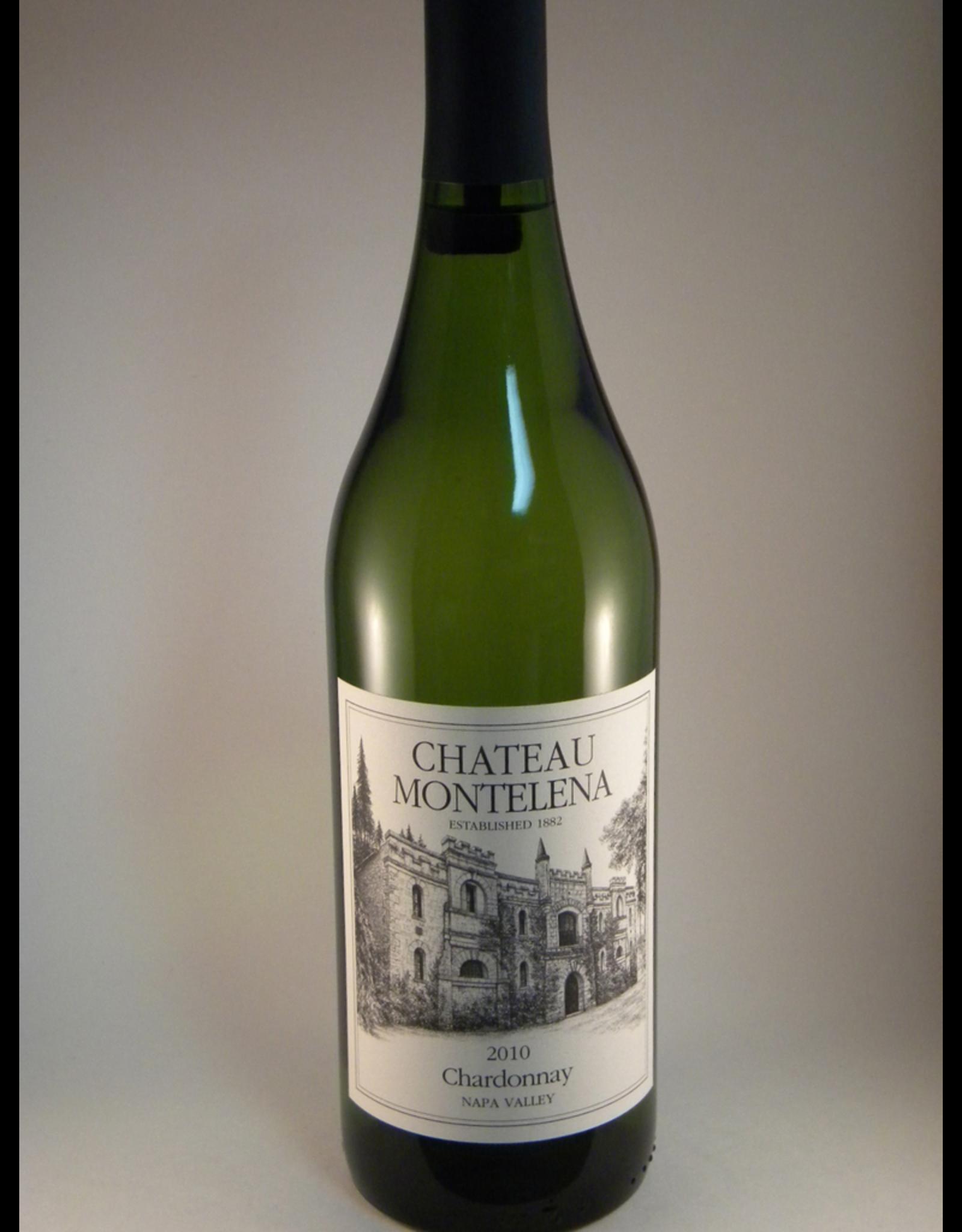 Chateau Montelena Chateau Montelena Chardonnay Napa 2018