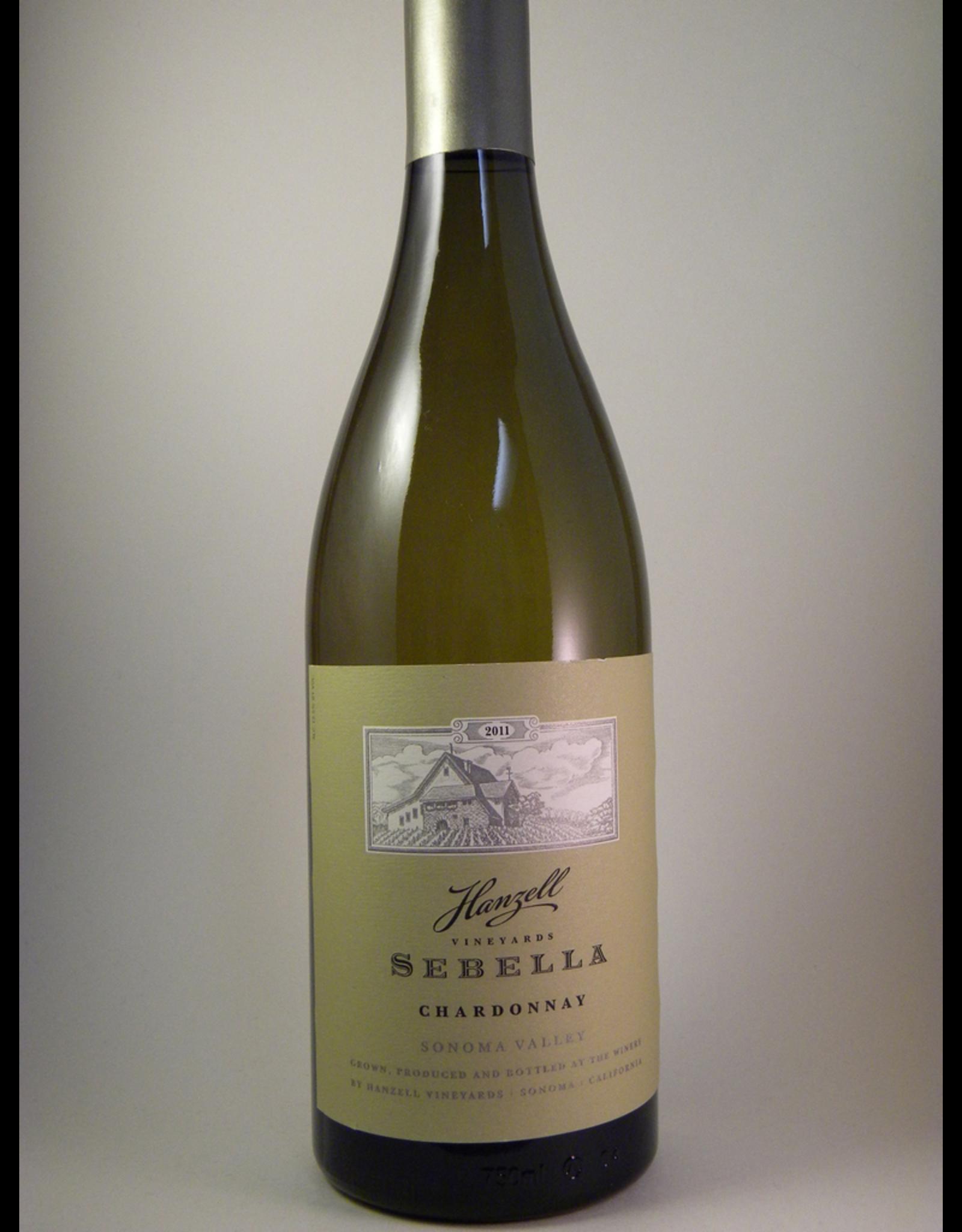 Hanzell Hanzell Chardonnay Sonoma Valley Sebella 2018