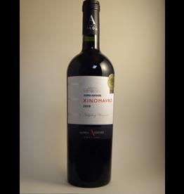 Alpha Alpha Xinomavro Amyndeon Hedgehog Vineyard 2016