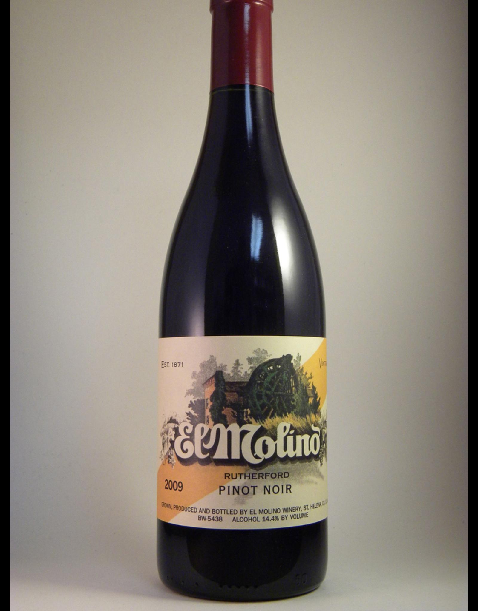 El Molino El Molino Pinot Noir Rutherford Napa 2016