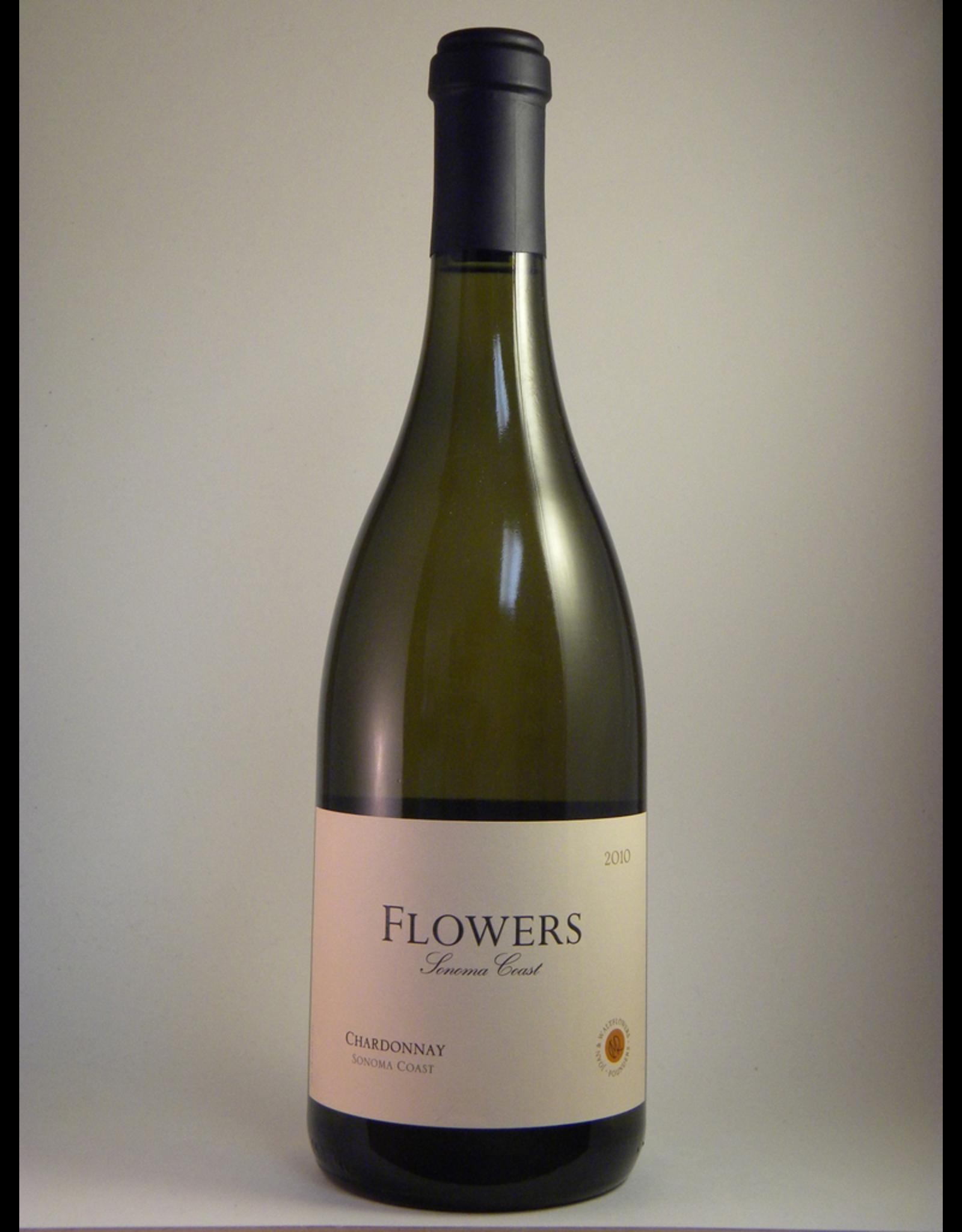 Flowers Flowers Chardonnay Sonoma Coast 2017