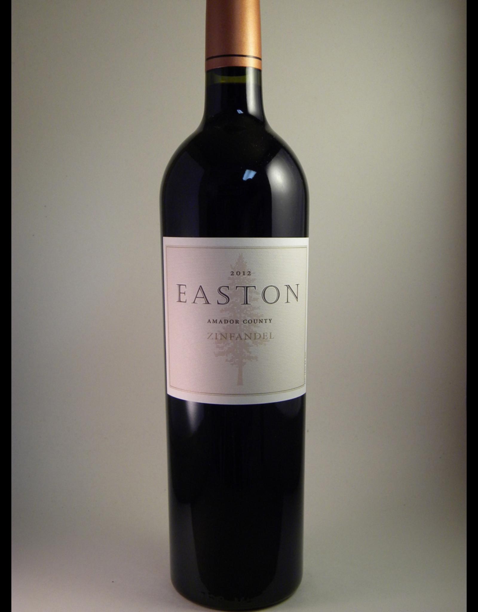 Easton Easton Zinfandel Amador County 2015