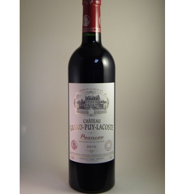 Grand Puy Lacoste Grand Puy Lacoste Pauillac 2016