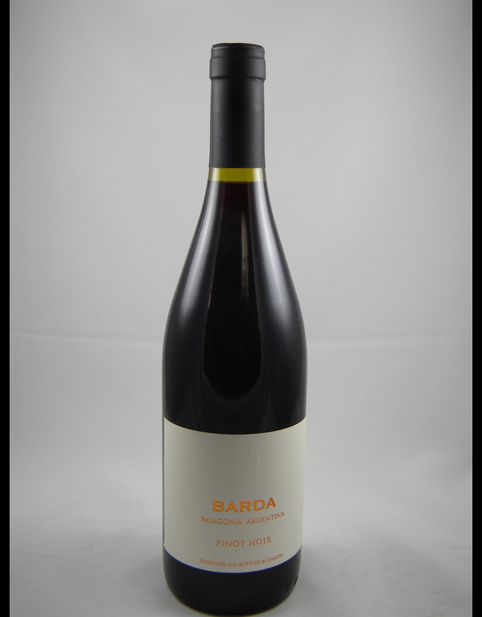 Chacra Chacra Pinot Noir Patagonia Barda 2019