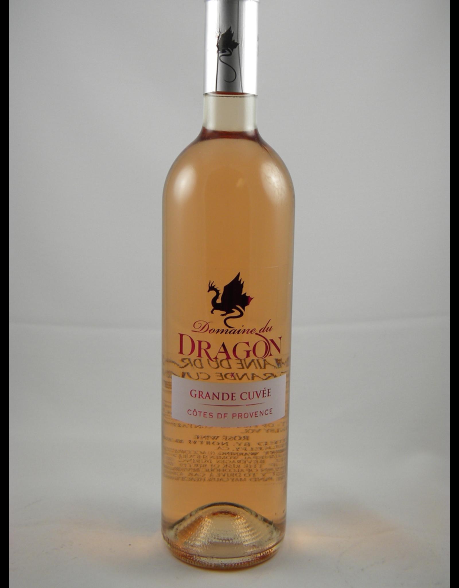 Dragon Domaine du Dragon Rosé Provence Grande Cuvée 2019