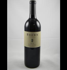 Brown Brown Estate Zinfandel Napa 2017