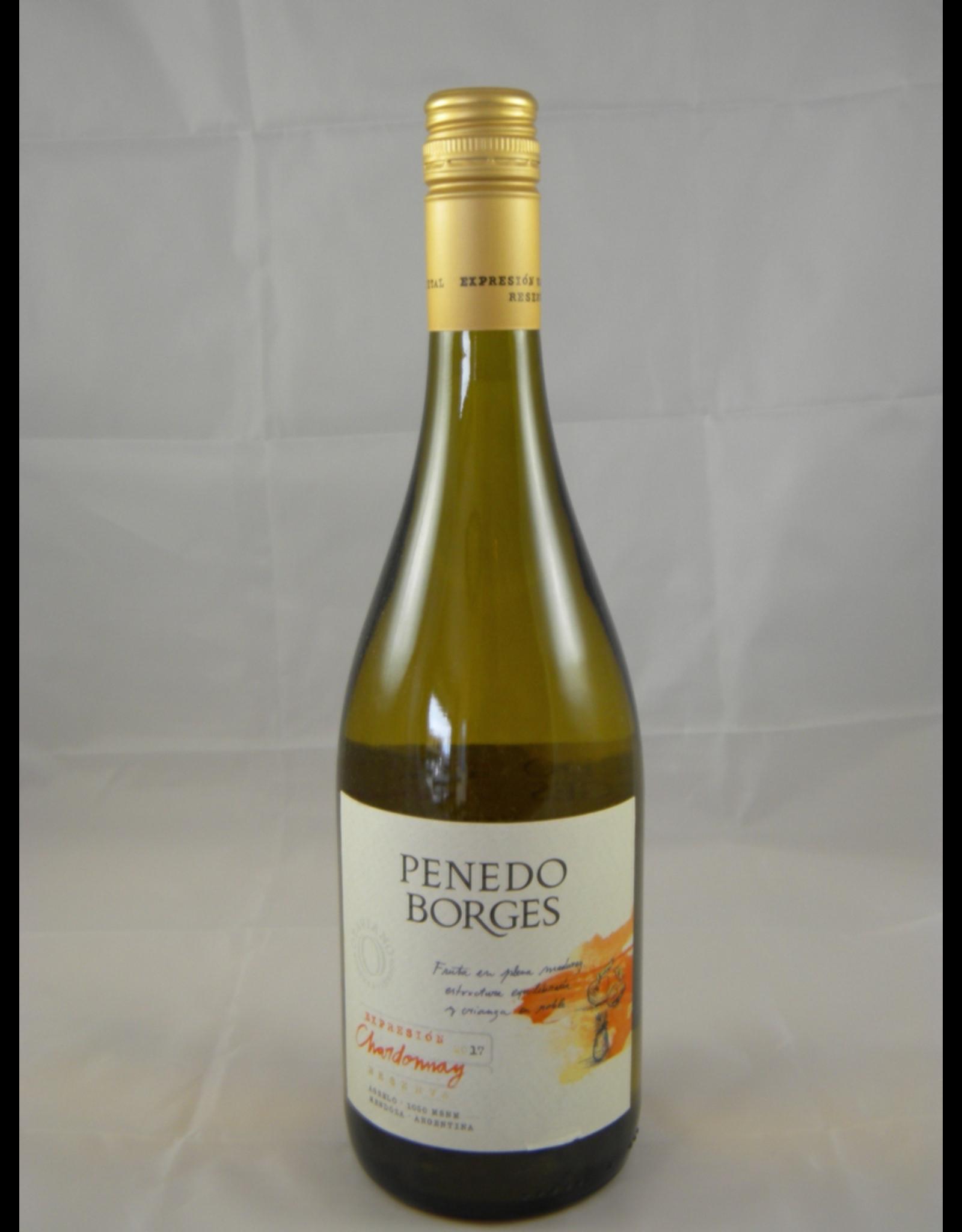 Borges Penedo Borges Chardonnay Mendoza Expresion 2017