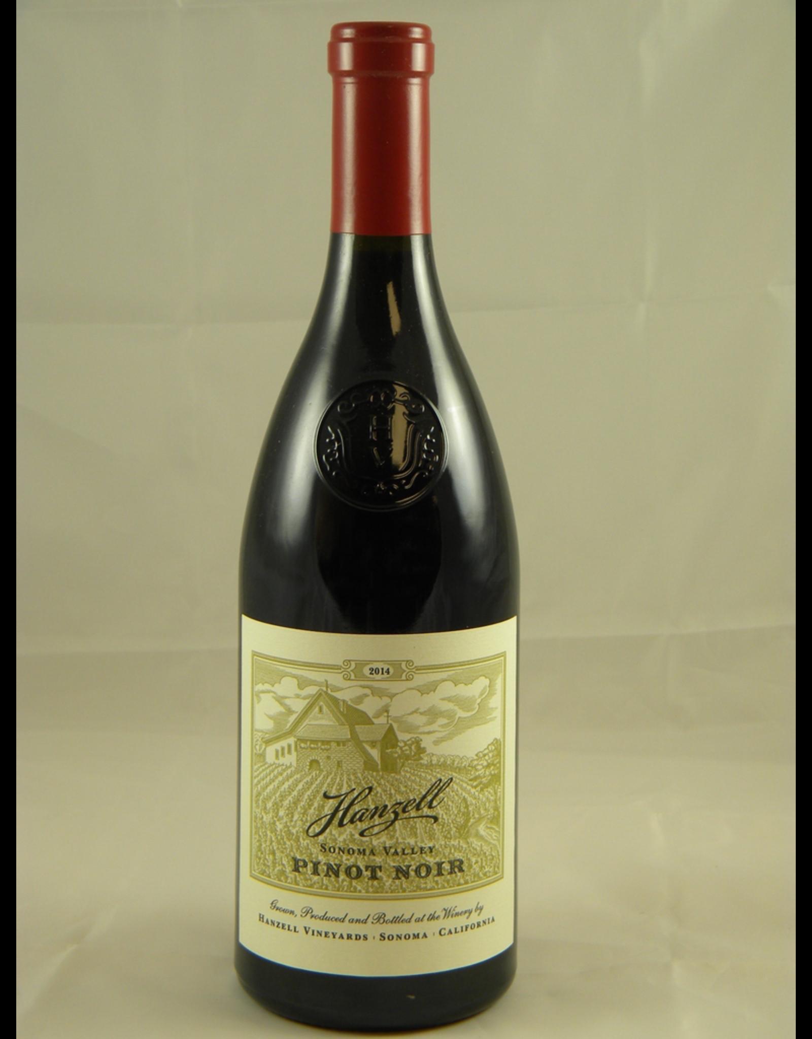 Hanzell Hanzell Pinot Noir Sonoma 2014