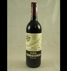 Lopez de Heredia R Lopez de Heredia Rioja Reserva Vina Tondonia 2007
