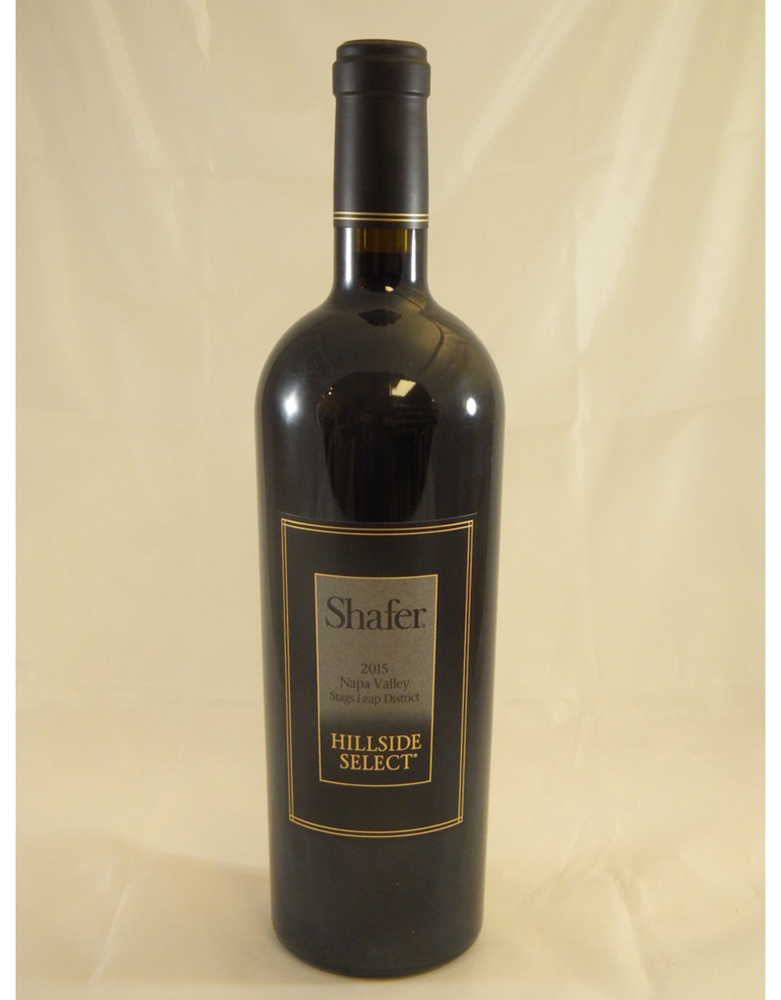 Shafer Shafer Cabernet Oakville Napa Hillside Select 2015