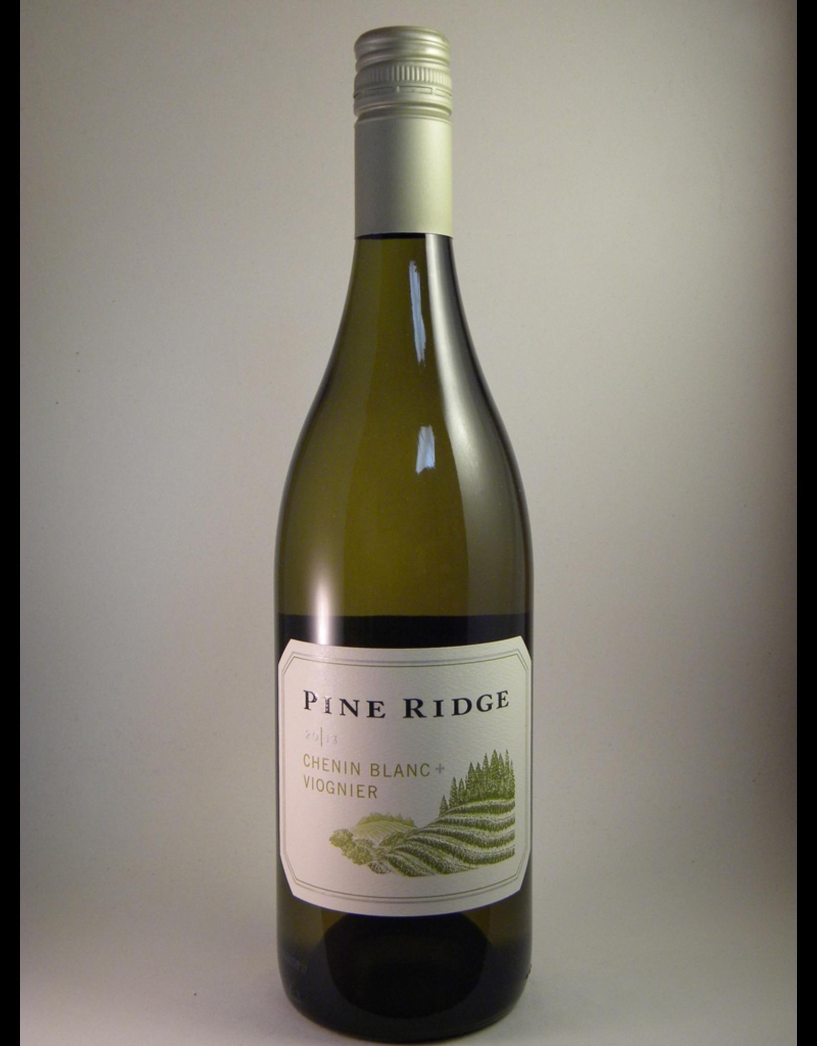 Pine Ridge Pine Ridge Chenin Blanc Viognier California 2019