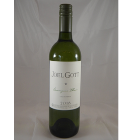 Joel Gott Joel Gott Sauvignon Blanc California 2019