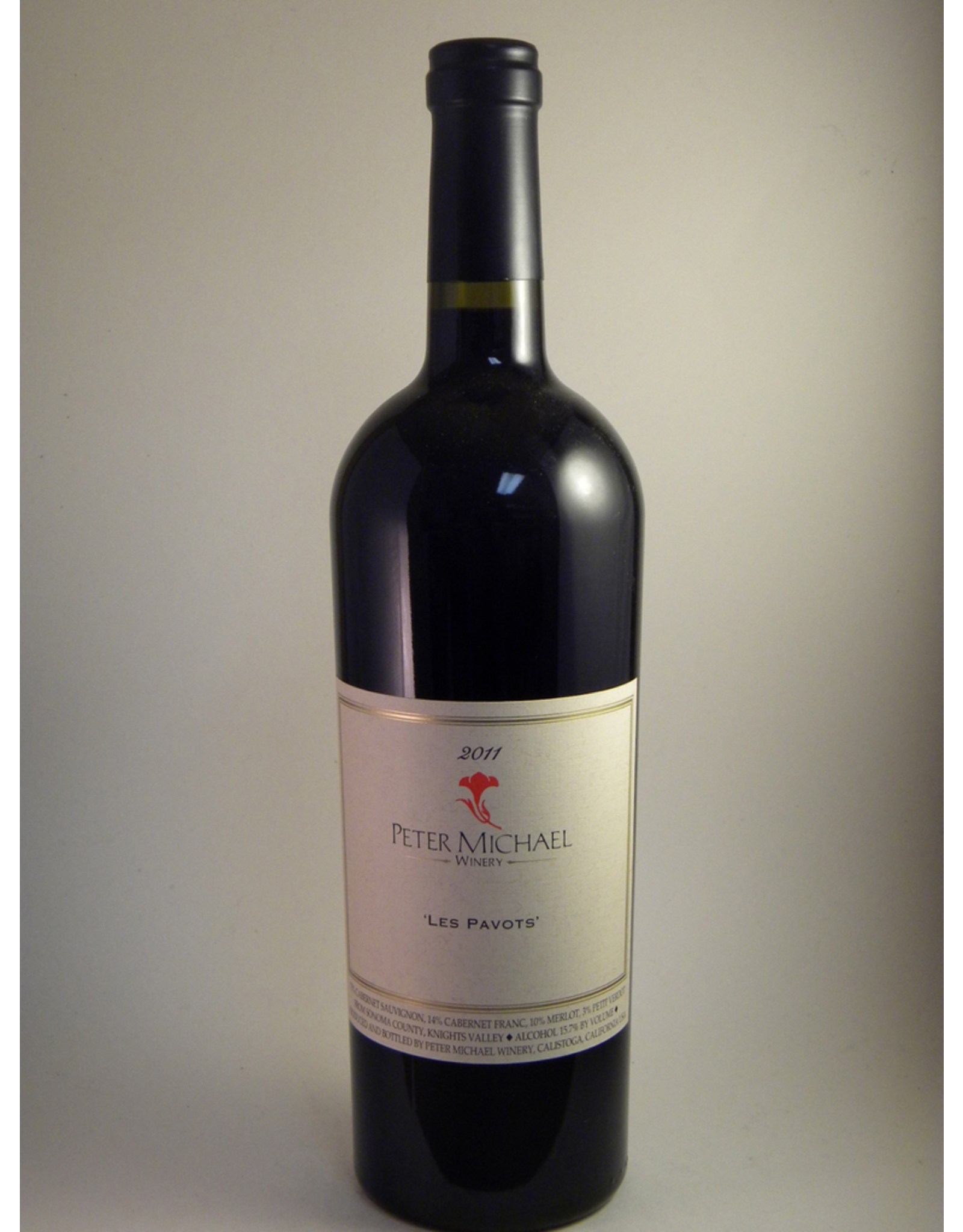 Peter Michael Peter Michael Red Les Pavots Knights Valley 2016